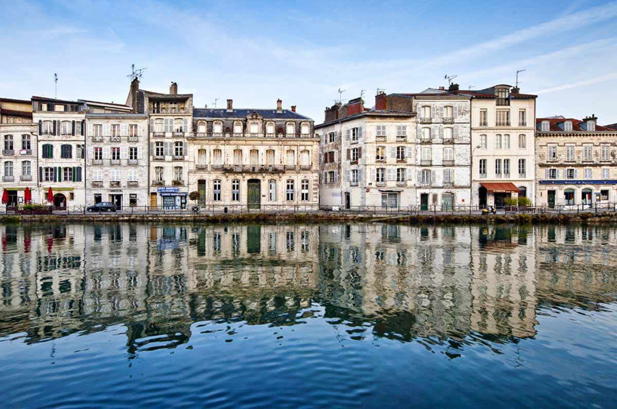Bayonne bordeaux guide hotels bordeaux driver for Hotels bordeaux