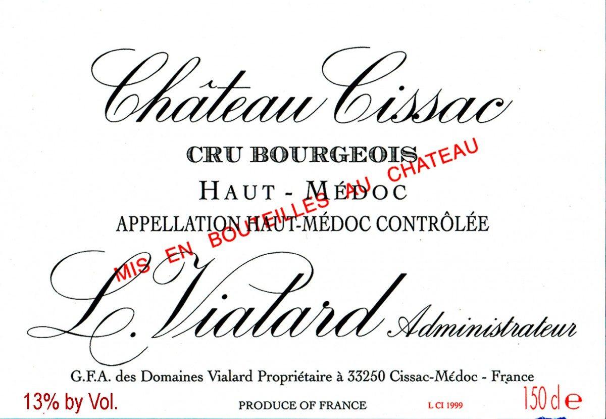 Chateau Cissac Haut Médoc