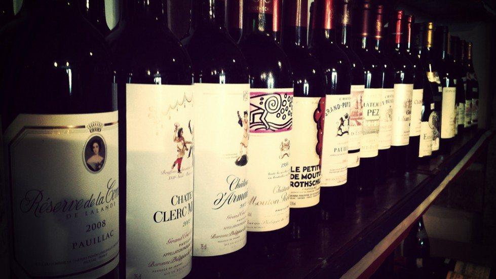 Wine School Bordeaux Class